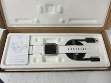 Pebble Time Smartwatch Water resistant - Color white - 501-00026 - New !!