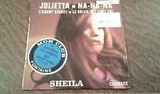 45 tours sheila 23e disque julietta