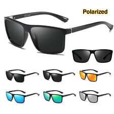 Polarized Mens Sunglasses Polarised  Sports Glasses Fishing Driving Eyewear