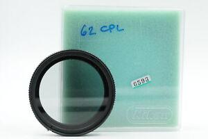 Nikon 62mm Circular Polarizing Filter #593