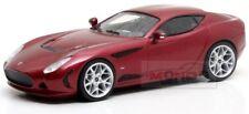 Zagato Perana Z-One Coupe 2009 Red Met Matrix 1:43 MX42201-011 Model