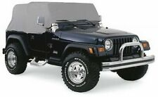 Rampage for 1976-1983 Jeep CJ5 Car Cover 4 Layer - Grey - for ram1261