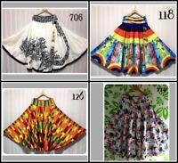 Stylish Party Wear Full Long Skirt Flare Bollywood Wedding Lehnga Skirt Fashion