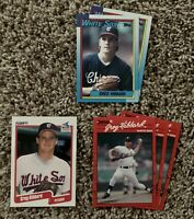 Greg Hibbard Baseball Cards. Chicago White Sox