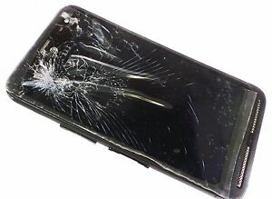 OEM AT&T T-MOBILE Kyocera Duraforce XD E6790 LCD TOUCH SCREEN WITH CRACKED GLASS