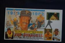 ML Baseball All-Star Willie Stargell Stamp FDC Bullfrog Sc#4696 11732 Pittsburgh