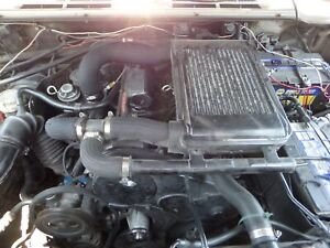 Mitsubishi Pajero Turbo Diesel 4D56 Engine Swap Motor RHD JDM V20 92-98 OEM