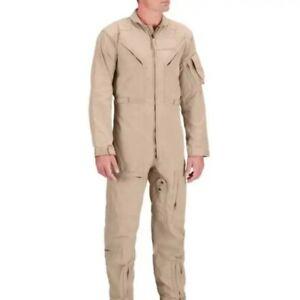 Propper CWU 27/P Nomex Flight Suit Tan 48 R