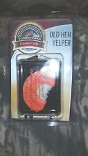 """Turkey Mouth diaphragm """" Old 00004000  Hen"""" free shipping"""