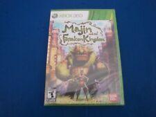 Majin and the Forsaken Kingdom (Microsoft Xbox 360, 2010) Sealed New