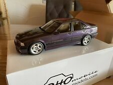 BMW e36 M3 Violett Metallic 1:18 OT307 Ottomobile NEU OVP