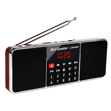 BrandNew Portable FM/AM Radio Super Bass Blutooth Speaker MP3 Player Sleep Timer