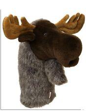 Moose Daphne Head Cover-  460CC friendly Driver or Fairway Club