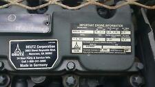 3 cyl Deutz air cooled Diesel Hydraulic Power Unit