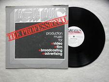 "LP LEE ASHLEY ""Ballet / Opera"" Media Music The Professional PSE 45 USA µ"
