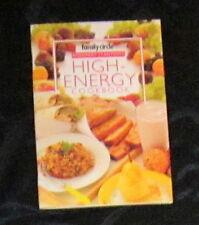 Family Circle Mini Cookbook Rosemary Stanton's High Energy Cookbook