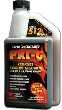 New PRI-G Fuel Stabilizer 32 Oz Bottle Gasoline Treatmt
