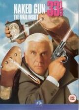 Naked Gun 33 1/3 - The Final Insult (DVD, 2001)