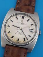 OMEGA CONSTELLATION Chronometer Ref 166.056 Cal 1001 Mens 36mm 1969 Watch