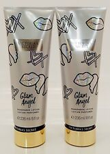 2 VICTORIA'S SECRET GLAM ANGEL FRAGRANCE LOTION PARFUMEE 8oz 236ml NEW!