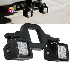 "4Fit Ford F150/250/350 Truck SUV Backup Reverse 3"" Tow Hitch 16W LED Light Bar"