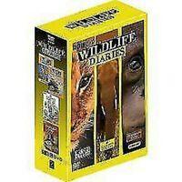 Fauna Selvatica Diaries DVD Nuovo DVD (BBCDVD2403)