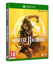 Mortal Kombat 11 - (Xbox One, 2019)