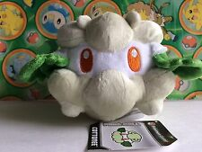 Pokemon Center Plush Pokedoll Cottonee 2011 Doll stuffed figure Toy USA Seller