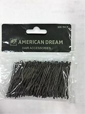 "American Dream Hair Accessories 2"" waved grips 100 pack"