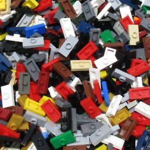 Used LEGO® - 500g-Packs - Modified Plates - 3794 - Platte, Modifiziert 1 x 2 mit
