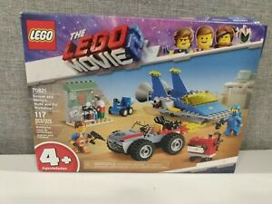 LEGO Emmet and Benny's �Build and Fix' Worksh LEGO Movie (70821)