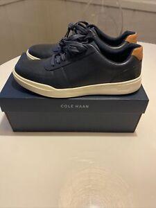 cole haan grand crosscourt sneaker navy 11