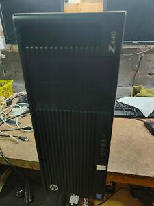 HP Z440 E5-1620 v3 3.50Ghz Quad Core, 8GB DDR4, 500GB HDD - Windows 10 Pro