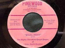 Funk Gospel Soul 45 : The Mighty Cherubims Gospel Singers ~Deep Down In My Heart