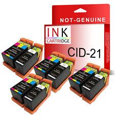 8 Ink Cartridges for Dell P513w V313 V313w P513W V515w P713W V715w Series 21