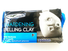 Artoys Air Hardening Modelling Clay - AIR DRY CLAY - White 2kg Craft Art Supply