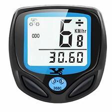 DINOKA Bike Speedometer Wireless, Waterproof Bike Computer and Bicycle Odometer