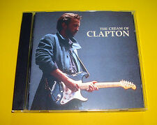 """CD """"Eric Clapton-The Cream of Eric Clapton"""" Best of/18 canzoni (Crossroads)"""