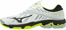 MIZUNO Wave Lightning Z4  Volleyball shoes White/Black/Yellow