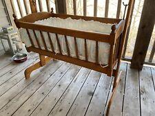 Hangin/Swinging baby cradle