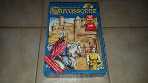 Carcassonne & 4 Erweiterungen - komplett - Hans im Glück Spiele - Kultig
