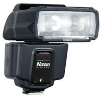 Nissin i600 Compact Speedlight Flashgun for Fuji Camera - NFG022FJ