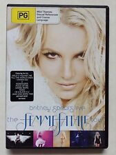 Live: The Femme Fatale Tour [Video] by Britney Spears (DVD, Nov-2011, RCA)