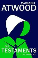 The Testaments: The Sequel to the Handmaid's Tale by Margaret Atwood.#8768