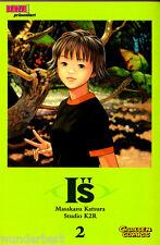 """Masakazu Katsura/studio k2r - """"is (I"""" s) - volume 2 (02)"""" - non letto"""