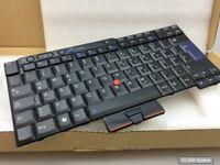 Lenovo 45N2153 Tastatur Deutsch für Thinkpad T410 T420 T510 T520 W510 W520