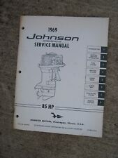 85 hp johnson outboard motor ebay 1969 johnson 85 hp outboard motor service manual more boat items in our store u sciox Image collections