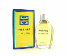 Insense for Men by Givenchy After Shave Lotion 1.7 oz - Rare In Box