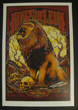 KINGS OF LEON SYDNEY POSTER 21/3/2009 not CD vinyl shirt