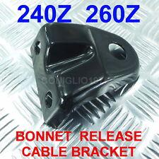 METAL BRACKET FOR  BONNET HOOD RELEASE CABLE FIT FOR DATSUN FAIRLADY 240Z 260Z